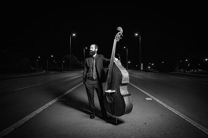 Rodrigo Salgado Quartet -Special  feature ticketed event image
