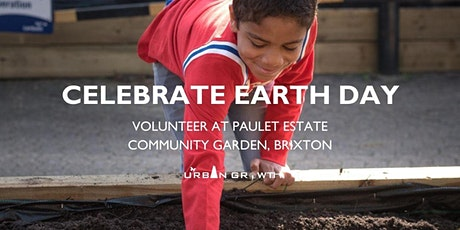 Earth Day at Paulet Estate Community Garden tickets