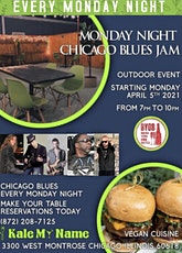 Monday Night Chicago Blues tickets