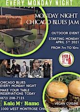 Monday Night Chicago Blues tickets