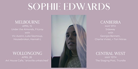 Sophie Edwards at The Staging Post tickets