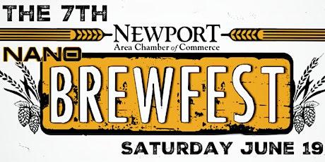 The 7th Newport Nano Brewfest tickets