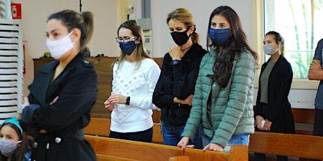 Dom 18/04 - 11h30 - Paróquia Sant'Ana ingressos