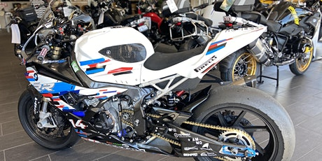 Canberra BMW Motorrad  Ride and Attendance at Australian Superbikes tickets
