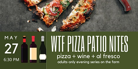 Pizza on the Patio 5.27.21 tickets