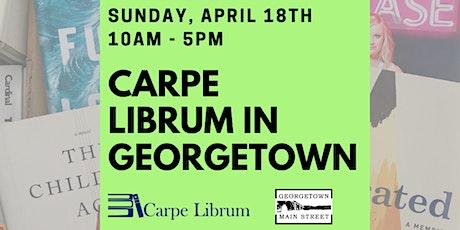 Carpe Librum in Georgetown tickets