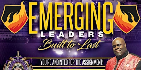 Emerging Leaders Leadership Conference tickets