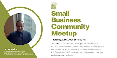 NKCDC Small Business Community Meetup tickets