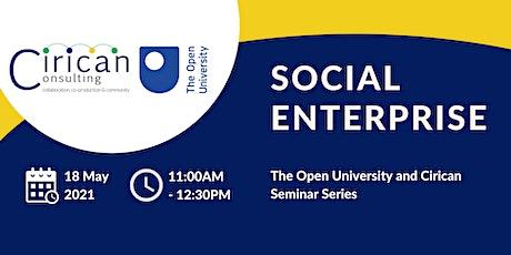Social Enterprise tickets
