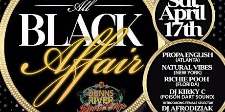 All Black Affair-TAMPA tickets
