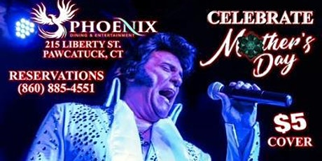 Mother's Day with Award Winning Elvis Tribute ROBERT BLACK tickets