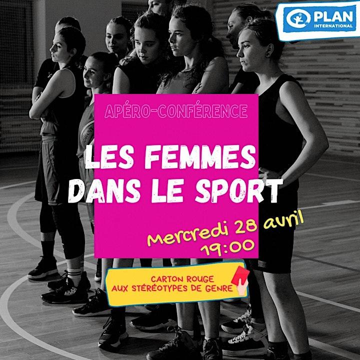 Image pour Les femmes dans le sport - Carton rouge  aux stéréotypes de genre
