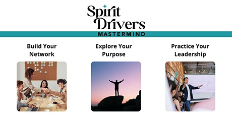 Spirit Drivers May Mastermind—Turn Your Professional Challenges Upside Down tickets