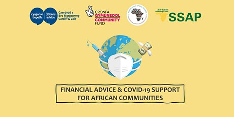 Financial Advice & Covid-19 Support  For African Communities tickets