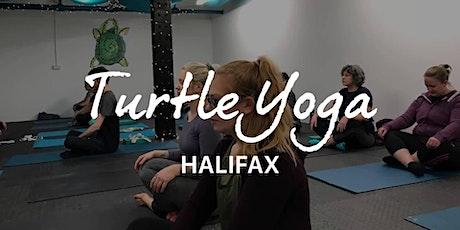Turtle Yoga Wednesdays tickets