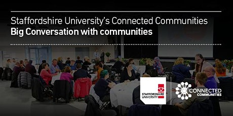 Connected Communities - Big Conversation with communities tickets