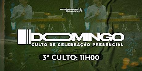 3a. CELEBRAÇÃO MANHÃ - 18/04 ingressos