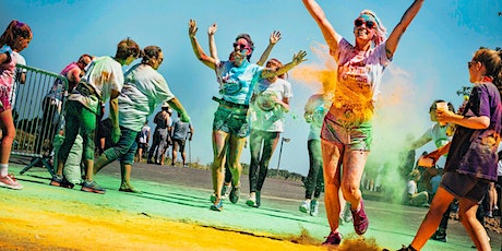 Northampton Fun Colour Rush 2021 tickets
