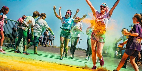 Nottingham Fun Colour Rush 2021 tickets
