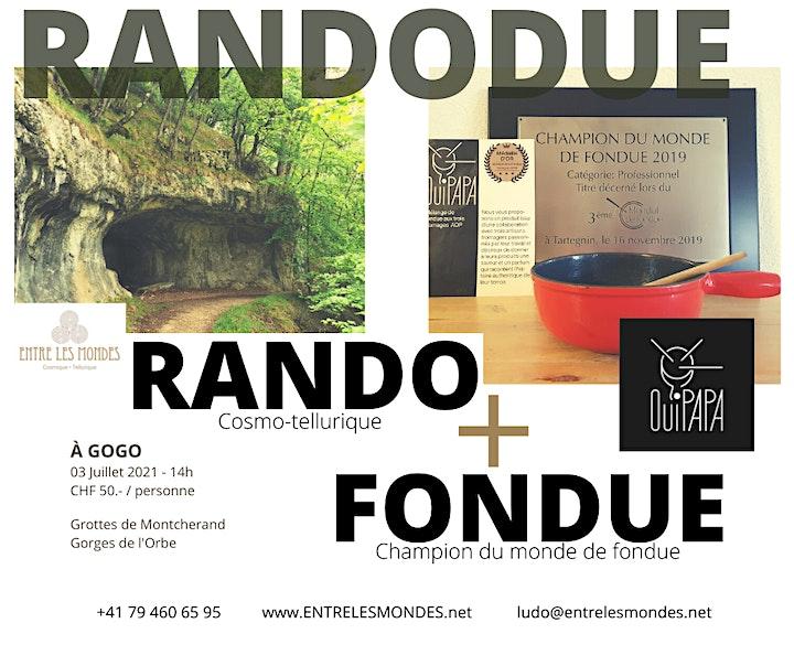 Image pour Randodue! - 03.07.2021
