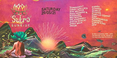 SUTRA Sunrise @ The Bridge tickets