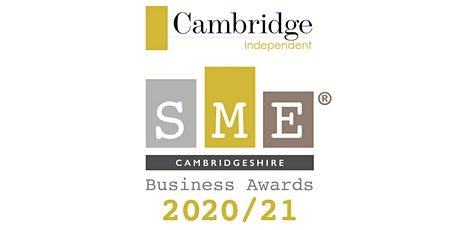 Cambridge Independent SME Cambridgeshire Business Awards 2020/21 tickets