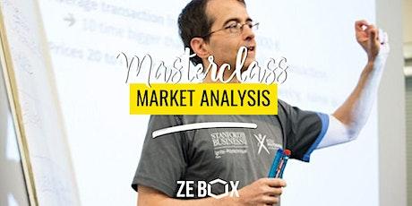 [MASTERCLASS] Market analysis - Part 2 w/ Bruno MARTINAUD tickets