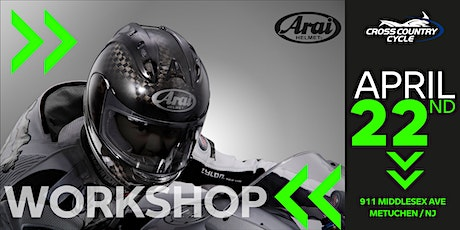 ARAI WORKSHOP tickets