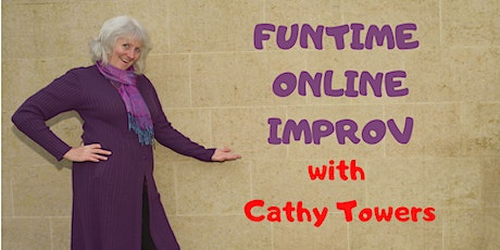 ONLINE IMPROV  Friday 7th May 7.30pm tickets