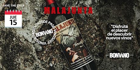 Vinos De Paso: Malajunta Wines entradas