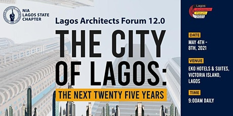 Lagos Architects Forum 12.0 tickets