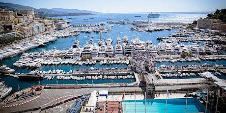 EPIC  virtual ADVENTURE to Monaco + Grand Prix Highlights tickets