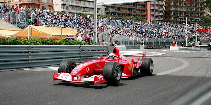 EPIC  virtual ADVENTURE to Monaco + Grand Prix Highlights image