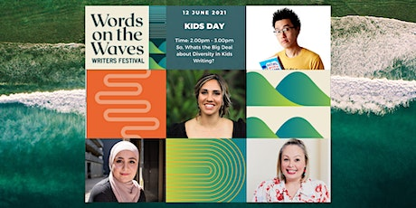 So, What's the Big Deal About Diversity? tickets