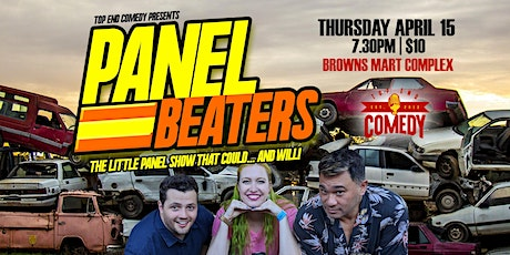 Panel Beaters April Edition tickets