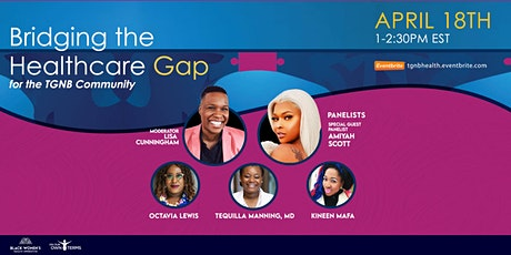 Bridging the Healthcare Gap for the TGNB Community tickets
