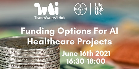 Funding Options for AI Healthcare Projects tickets