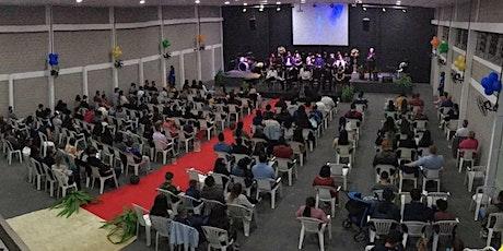 Culto de Celebração - Manhã às 09:30 ingressos
