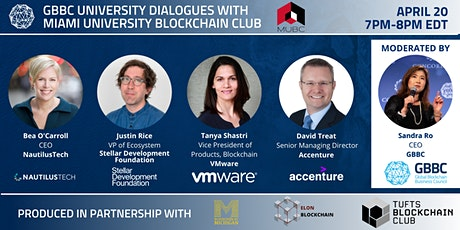 GBBC University Dialogues on Blockchain & Digital Assets tickets