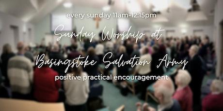 Sunday Worship Meeting - 9 May 2021 tickets