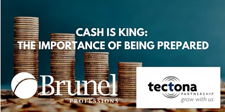 Cash is King:  The importance of being prepared tickets