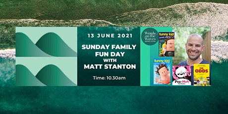 Sunday Family Fun Day with Matt Stanton tickets