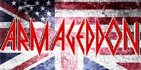 Poison Tribute by Rhett Michaels & Def Leppard Tribute by Armageddon tickets