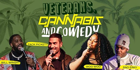 Veterans Cannabis and Comedy Show tickets