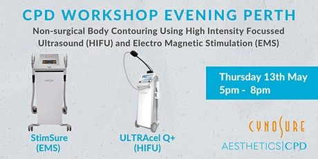 StimSure & ULTRAcel Q+ CPD Workshop Evening Perth May 2021 tickets