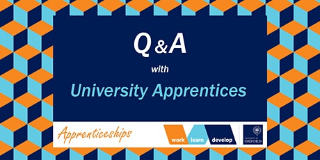 Q&A with current and previous apprentices | Apprenticeship Expo tickets