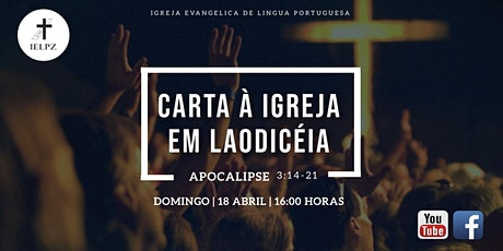 Culto de Domingo tickets