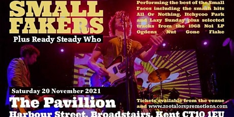 The Small Fakers tribute to The Small Faces tickets