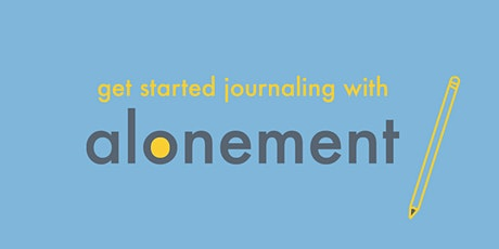 Get Started Journaling with Alonement author Francesca Specter tickets