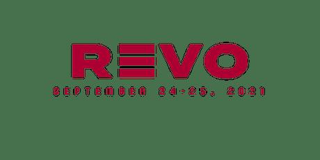 REVO 2021 tickets